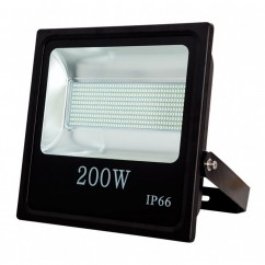 Proyector LED 200w 6500k Quiron 16000lm 120º 35,5x35,5x8