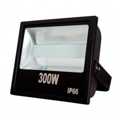 Proyector LED 300w 6500k Quiron 24000lm 120º 43x38,5x12